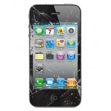 iPhone 4 Skärmbyte Svart