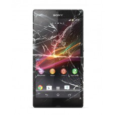 Sony Xperia Z Display Svart