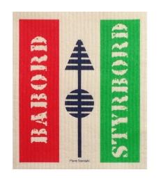 Disktrasa Babord / Styrbord