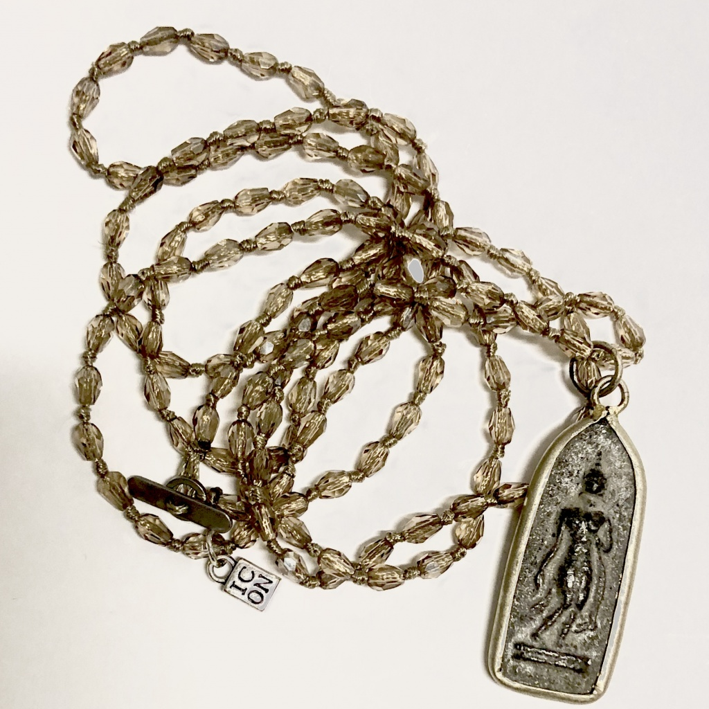 Icon Buddha Halsband