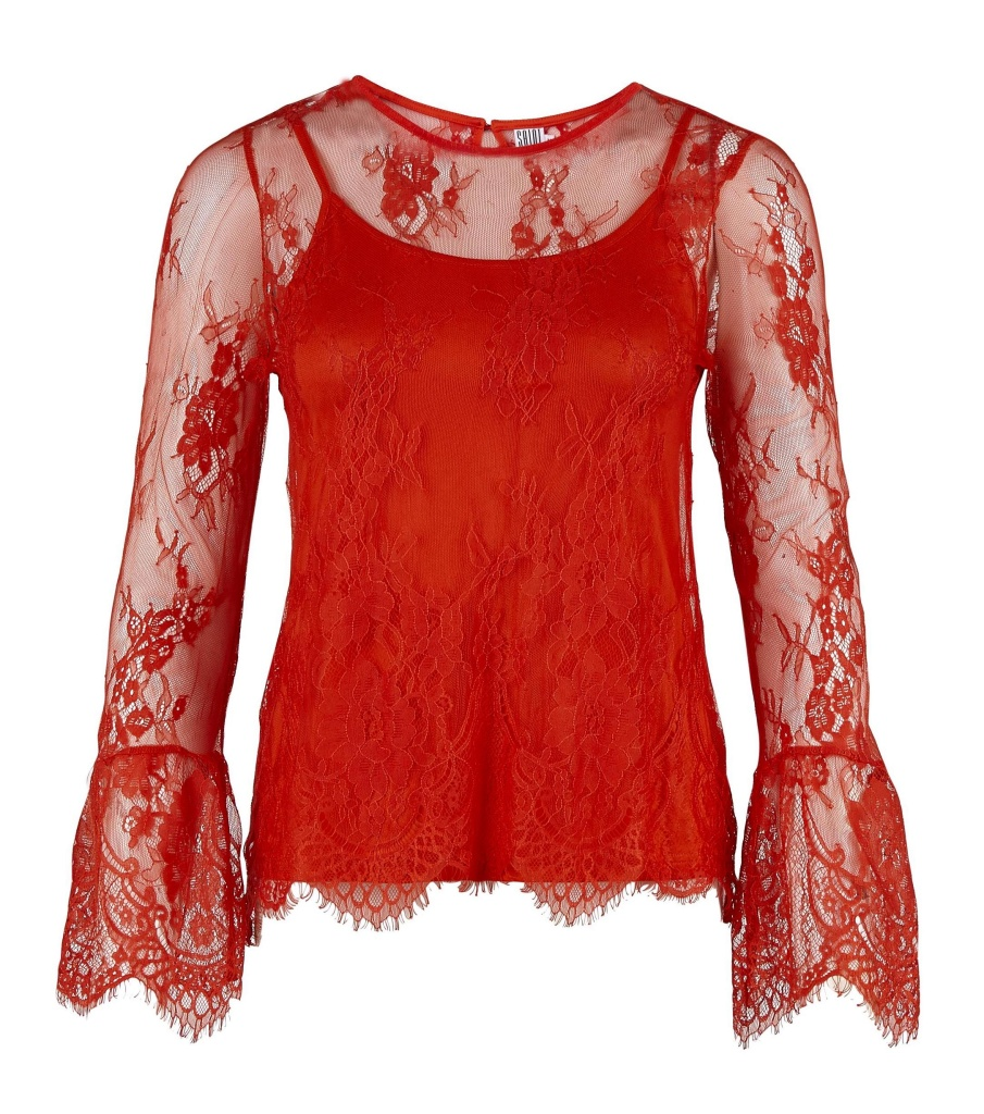 Saint Tropez Lace Top