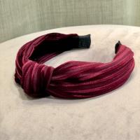 Black Colour Kelly Headband