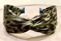 Black Colour Headband Mila Leo