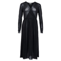Neo Noir Samy Mesh Dress