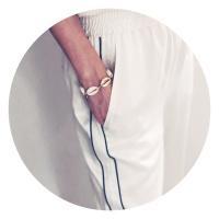 Ia Bon Shell Bracelet