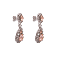 Lily and Rose Sofia Earrings Silk