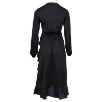 Neo Noir Riva Solid Dress