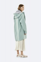 Rains Long Jacket Mint