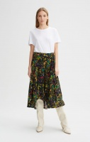 Rodebjer Alva Satin Skirt