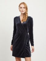 Vila Vivelvetine Dress
