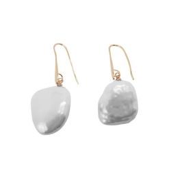 Wos Big Pearl Earring
