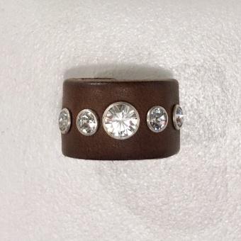 Tulsi Mini Swarovski Ring