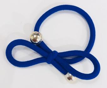 Ia Bon Snodd Armband Klarblå