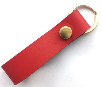 Victoire Röd Nyckelring