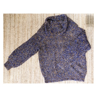 Vila Viview Knit Cowlneck