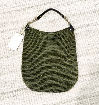 Rabens Saloner Vivan Crochet Väska