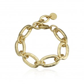 Bud To Rose Choice Bracelet Gold