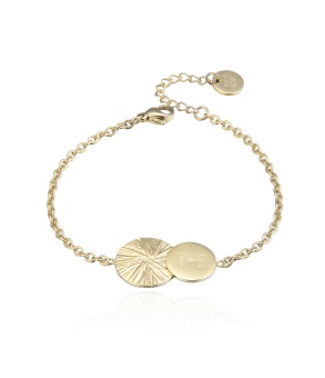 Bud To Rose Here & Now Bracelet Gold