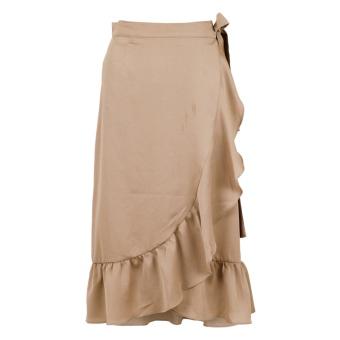Neo Noir Mika Solid Skirt