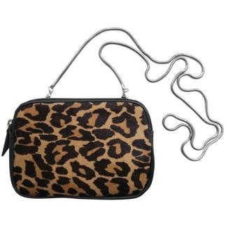 Wos Toxic Leopard Väska