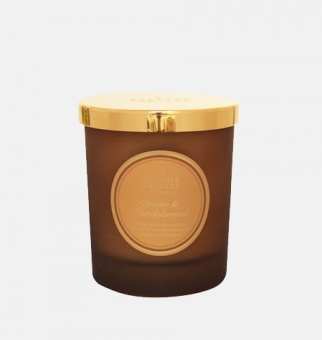 Shearer Candles Cocoa & Sandalwood Jar