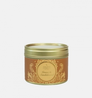 Shearer Candles Cacao & Sandalwood Scented