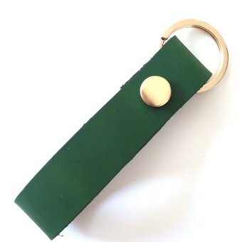 Victoire Grön Nyckelring