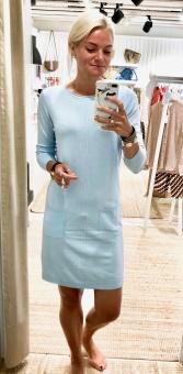 Saint Tropez Knit Dress W. Pockets