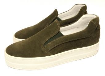 Apair Bari Velour sneakers