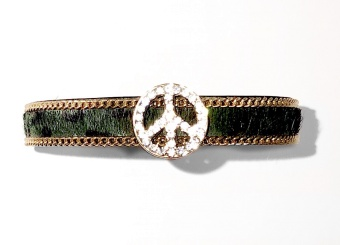 Lo-Ika Peace Armband