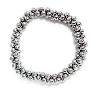 Lo-ika Silver Armband
