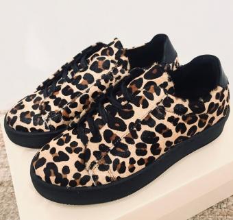 Cream  Zophia Shoe
