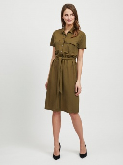 Vila Visafina Shirt Dress