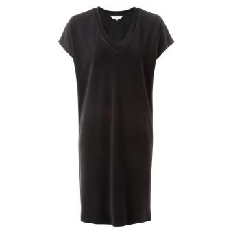 Yaya V-neck Dress Basic