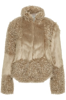 Cream Cassie Faux Fur