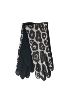 Black Colour Lyon Handskar