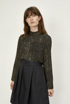 Just Female Goldy Blouse