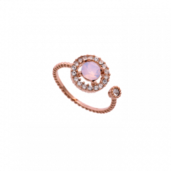 Lily & Rose Miranda Opal Ring