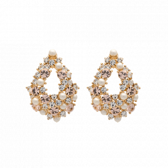 Lily and Rose Alice Pearl Earrings