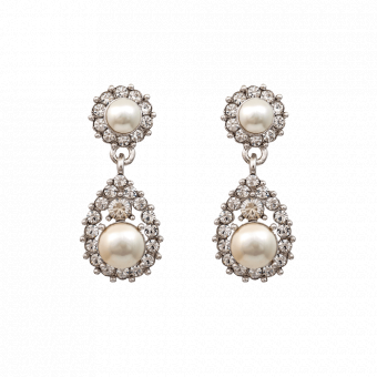 Lily and Rose Sofia Pearl Earrings