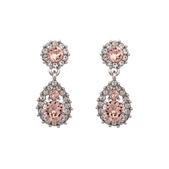 Lily & Rose Sofia Earrings Silk