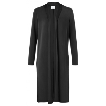 Yaya Long Clean Jersey Cardigan