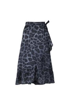 Neo Noir Mika Leo Wrap Skirt