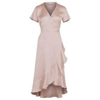 Neo Noir Magga Solid Dress