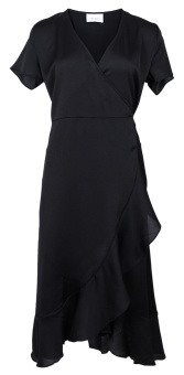 Neo Noir Magga Solid Dress