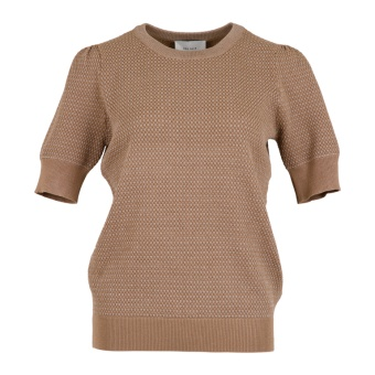 Neo Noir Mary Knit Tee