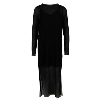 Neo Noir Vogue Dress