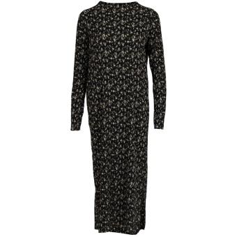 Neo Noir Vogue Floral Dress Blommig