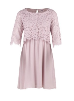Saint  Tropez Party Lace Dress