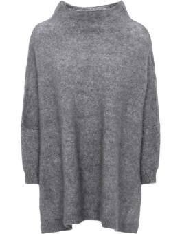 Rabens Saloner Magda Tunic Sweater